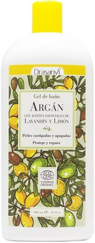 Drasanvi Gel de Baño Argan Bio 500 ml