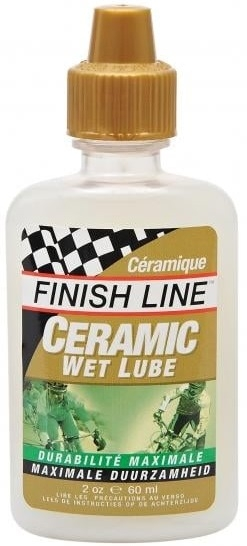 Finish Line Wet Ceramico Lubricante Humedo 60 ml