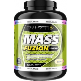 Scilabs Nutrition Mass Fuzion Loaded 2722 gr
