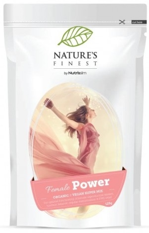 Nutrisslim Natures´s Finest Female Power 125 gr