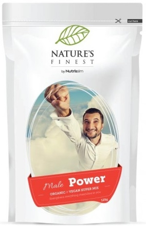 Nutrisslim Natures´s Finest Male Power 125 gr