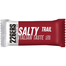 226ERS Barrita Energética Salada Endurance Fuel Bar (Salty Snack Bar Trail) - 1 barrita x 60 gr
