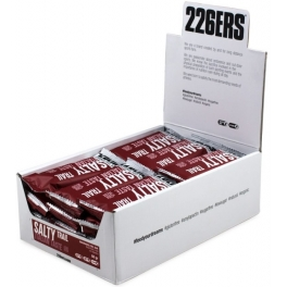 226ERS Barrita Energética Salada Endurance Fuel Bar (Salty Snack Bar) - 24 barritas x 60 gr