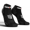 Compressport Calcetines Pro Racing Socks V3.0 Run Low Smart Negro