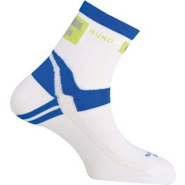 Mund Socks Calcetín Ciclismo Con Hilo Reflectante Mund Running/cycling