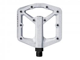 Crankbrothers Pedal Stamp 2 Small Raw Silver Nuevo