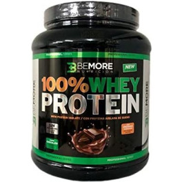 Bemore Nutricion 100% Whey Protein Professional Chocolate 1kg