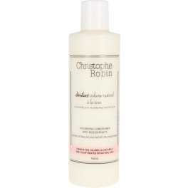 Christophe Robin Volumizing Conditioner With Rose Extracts 250 Ml Unisex