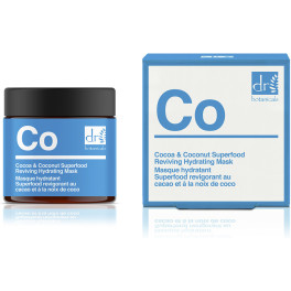 Dr Botanicals Cocoa&coconut Superfood Reviving Hydrating Mask 50 Ml Mujer