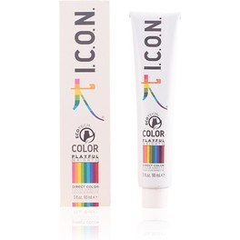 I.c.o.n. Playful Brights Direct Color Canary Yellow 90 Ml Unisex