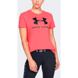 Under Armour Camiseta Graphic Sportstyle Mujer