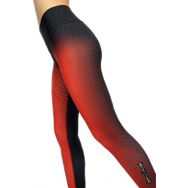Silvana Campos Leggings Red Alive