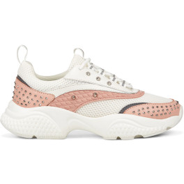Ed Hardy - Scale Runner-stud White/pink