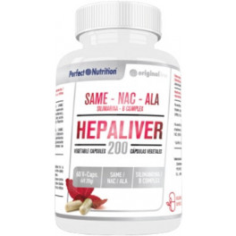 Perfect Nutrition Hepa-liver 200 Same+nac+ Others 60 Caps