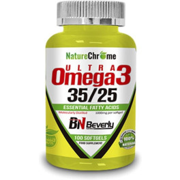 Beverly Nutrition Ultra Omega 3 35/25 100 Caps