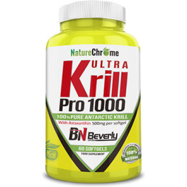 Beverly Nutrition Ultra Krill Pro 1000 60 Caps