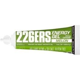 226ERS Energy Gel BIO Melon con 50 mg de Cafeina - 1 gel x 25 gr