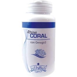 Jellybell Artrion Coral Con Omega 3 60 Caps
