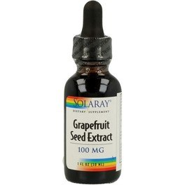 Solaray Grapefruit Seed Liquido 30 Ml