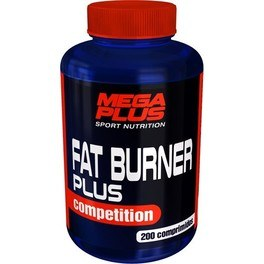 Mega Plus Fat Burner - Plus 200 Comp