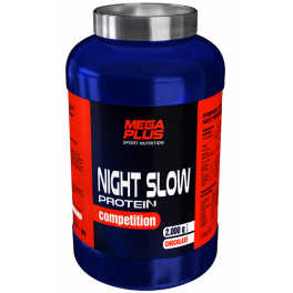 Mega Plus Night Slow Protein Competition 2 Kg