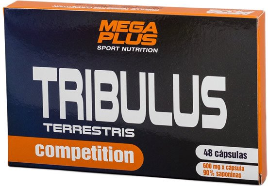 Mega Plus Tribulus Terrestris 48 Caps