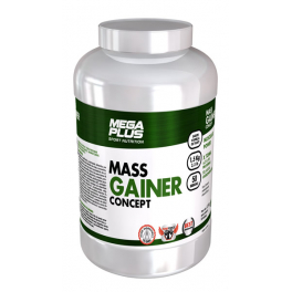 Mega Plus Mass Gainer Concept 1.5 Kg