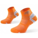 BV Sport Calcetines Running Light One Naranja