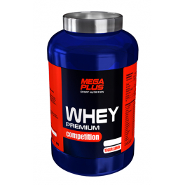 Mega Plus Whey Premium Competition 1 Kg