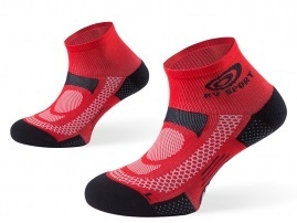 BV Sport Calcetin Running SCR One Rojo