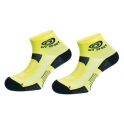BV Sport Calcetines Running SCR One Amarillo