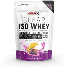 Amix Clear Iso Whey Protein 500 Gr