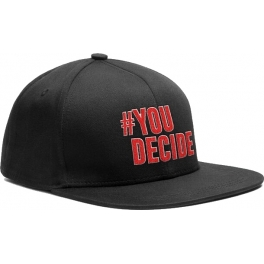 Amix Gorra You Decide Sportswear Negra