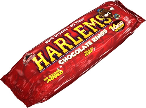 Max Protein Harlems Chocolate Rings - Rosquillas de Chocolate 1 unid x 110 gr