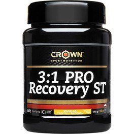 Crown Sport Nutrition 3:1 PRO Recovery 590 g Recuperador Muscular