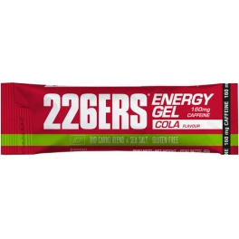 226ERS Energy Gel BIO Cola con 160 mg de Cafeina - 1 gel x 40 gr