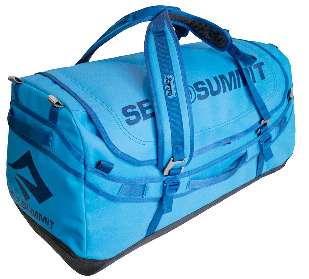 Sea To Summit Duffle Bag Equipaje Azul 45L