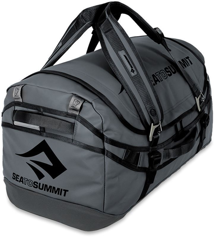 Sea To Summit Duffle Bag Equipaje Gris 90L