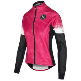Spiuk Sportline Chaqueta Performance Mujer Rosa - Negro