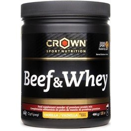 Crown Sport Nutrition Beef & Whey ST 486 g