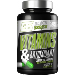 Soul Project Vitaminas y Antioxidantes 100 caps
