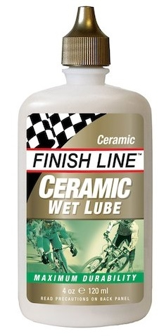Finish Line Wet Ceramico Lubricante Humedo 120 ml