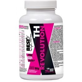 Best Protein TH Revolution 120 caps