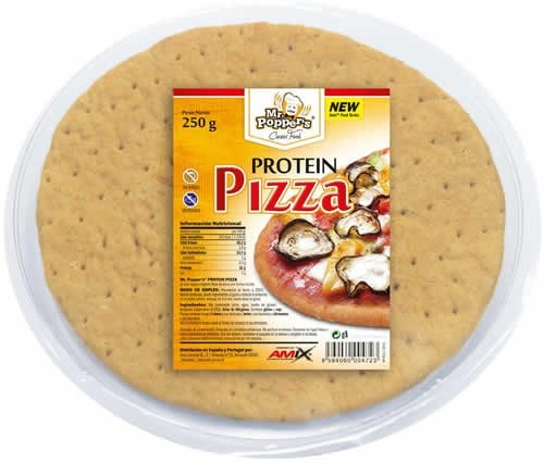 Amix Protein Pizza Mr Popper 250 gr