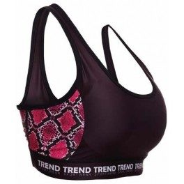 Trend Top Fitness Mujer Amazona Pink