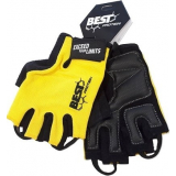 - Best Protein Guantes Fitness Amarillo L