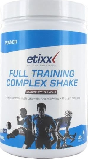 Etixx Full Training Complex Shake Soy 1500 gr