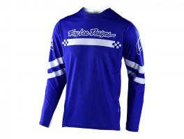 Troy Lee Designs Sprint Jersey 2020 Factory Royal Blue/white M