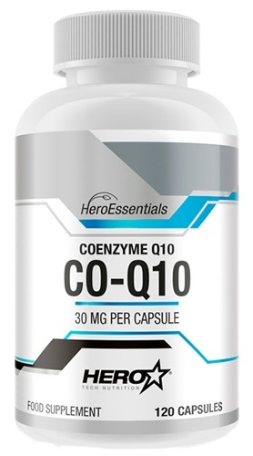 Hero Essentials CO - Q10 30 mg 120 caps