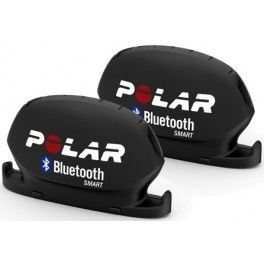 Pack Polar de Sensor de Velocidad y Sensor de Cadencia Bluetooth Smart - Cadence and Speed Sensors